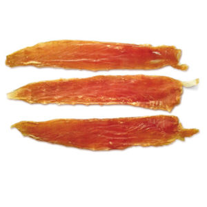 Pet Food: Dry Chicken Jerky Half (CA-07H)