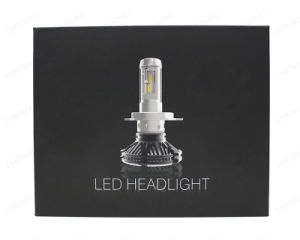 Lmusonu Luxeon Zes 6000lm 7s H7 Car LED Headlight High Power pictures & photos