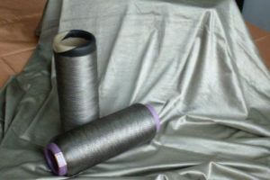 Silver Coated Nylon Shielding Fabric