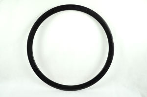 50mm Tubular Full Carbon 3k Glossy Road Bike Rims (BX-R38T)