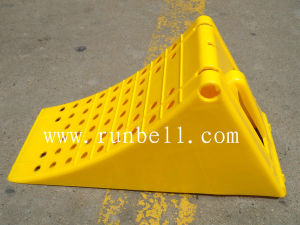 Heavy Duty Truck Wheel Chock (TS195)