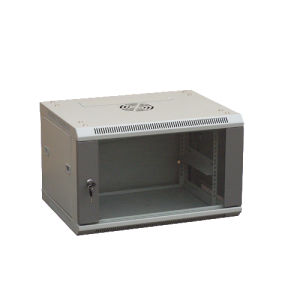 Glass Fronted Wall Mounted Sever Cabinet (ETWM6406)