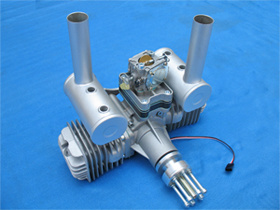 China DLE 111CC Gasoline Engine (DLE111, DL100, DLE-111