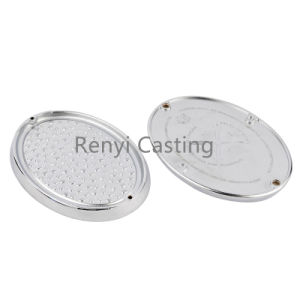 Hot, New, Food Machine Base-Aluminum Die Casting pictures & photos