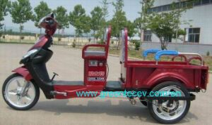 Electric Tricycle S28, Red