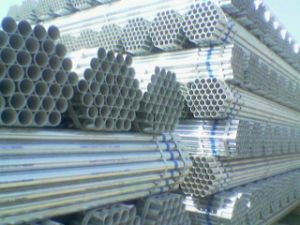 Construction Material Hot Dipped Galvanized Steel Pipe pictures & photos