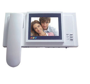 Video Door Phone With 5 & 5.6-Inch Color TFT LCD (SIPO-835)