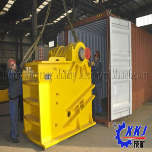Reliable Working Condition Basalt Jaw Crusher