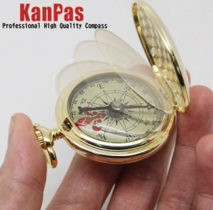 Kanpas High Quality Metal Pocket Compass #N-Z-35