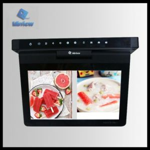 10 Inch Mini Smart Kitchen Tv Flip Down Style