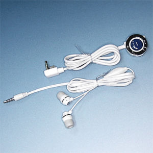 Skype Headphones with Microphone for PSP2000, Video Game Accessory