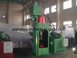 Briquetting Press for Copper Scrap pictures & photos