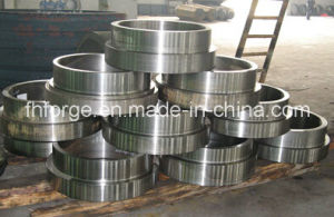 Aluminium Alloy Automotive Wheel Hub Forgings pictures & photos