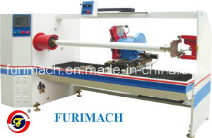 Single Tube Roll Cutting Machine /Masking Paper Tape Cutting Machine pictures & photos