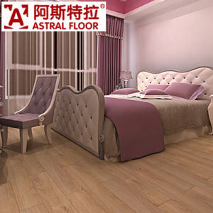 2015 New Style Waxing Laminated Flooring pictures & photos