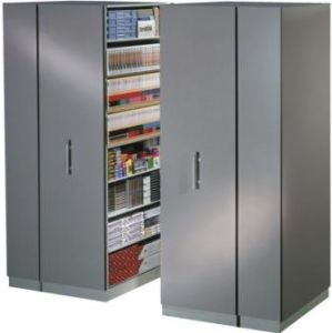 High Density Compact Mobile Shelving Storage System pictures & photos