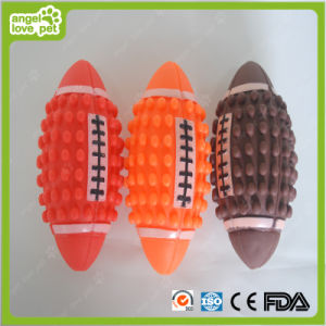 Rugby Shape Pet Toy pictures & photos