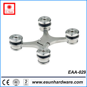 High Quality Stainless Steel Glass Sliding Door Fitting (EAA-029) pictures & photos