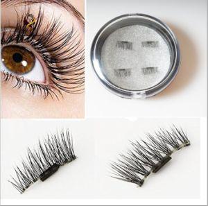 1268348dcf1 Factory Wholesale High Quality Magnetic Eyelashes, Silk Lash Magnetic  Lashes No Glue