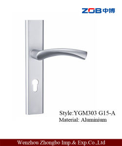 Large Aluminum Door Lock (YGM303 G15-A)