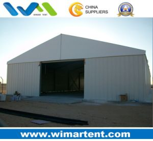 Clear-Span 15m White PVC Tent for Storage