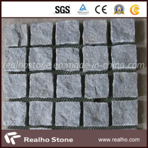 Natural Granite G603/G654/G682 Kerbstone/Paving Stone with Back Meshed