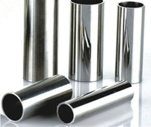High Quality ERW Seamless Stainless Steel Tube pictures & photos