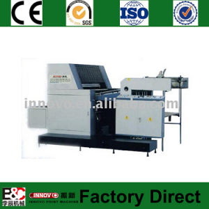 Single Color Sheetfed Offset Printing Machine pictures & photos