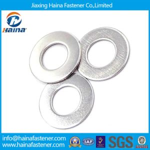 Stainless Steel 304 316 Flat Gasket& Plain Flat Washer DIN125 pictures & photos