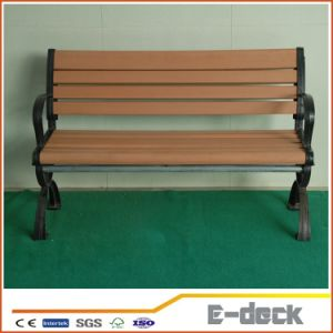 High Quality Green Material Wpc Wood Plastic Bench Decking Board