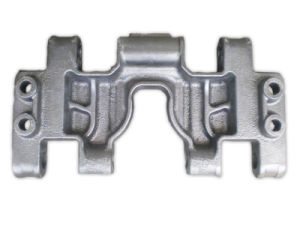 Casted Steel Track Pad