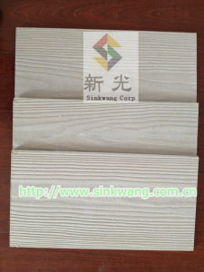 Wood Grain Fiber Cement Siding Board Exterior Wall Use (SK-FC-W05)