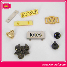 Metal Stamping Logo for Handbag Wallet pictures & photos