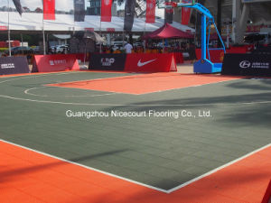 Modular Basketball Court Floor