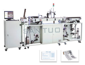 Electric Ticket Encoding and Printing Equipment