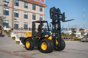 Swltd 10 Ton Forklift (CPCY 100) pictures & photos
