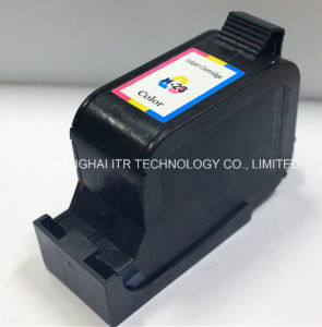 Remanufactured Inkjet Cartridge Ink Cartridge for HP-23 (C1823D)