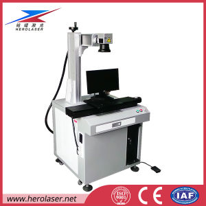 Large Marking Area Fiber Laser Marker for Keyboard with Automatic X Axis pictures & photos