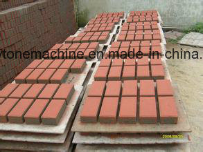 Qtf3-20 Fully Automatic Concrete Color Paver Block Making Machine pictures & photos
