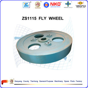 Zs1115 Fly Wheel for Diesel Engine Parts pictures & photos