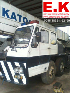 50ton Used Original Japanese Mobile Kato Hydraulic Crane (NK500E) pictures & photos