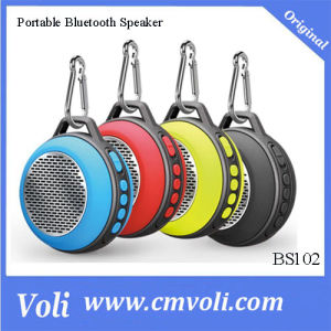 2016 High Quality Portable Mini Bluetooth Speaker pictures & photos