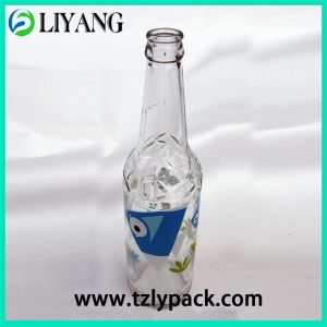 Cartoon Fish, Heat Transfer Film for Glass Bottle pictures & photos