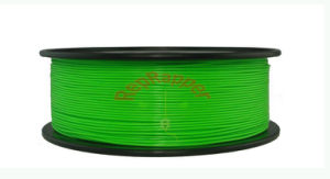 ABS 3.0mm Fluorescent Green 3D Filament