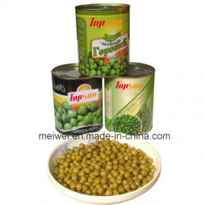 Hot Selling Canned Fresh Green Peas pictures & photos