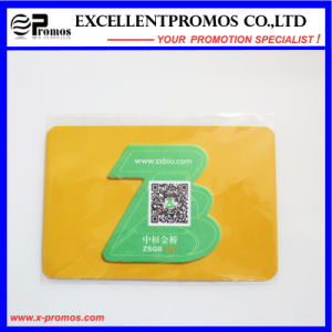 Custom Company Logo Microfiber Sticky Mobile Phone Screen Cleaner (EP-C7182) pictures & photos