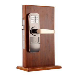 Safewell Electronic Lock with Code and Emergency Key for Office or Apartment pictures & photos