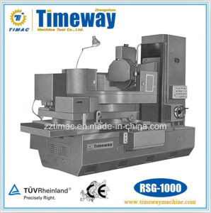 Large-Scale Horizontal-Type Surface Grinder with Rotary Table pictures & photos