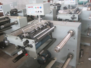 Exquisite High-Speed Label Slitting and Rewinding Machine (FQ-320)