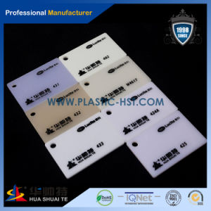 100% Lexan Transparent White Acrylic Sheet /PMMA for Building Material pictures & photos